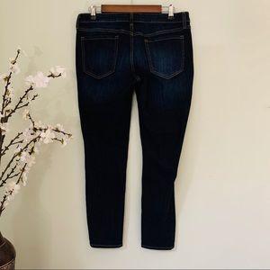 Old Navy Jeans - Old Navy RockStar Dark Wash Skinny Jeans Size 14S